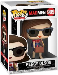 Mad Men Figura Vinilo Peggy Olson 909
