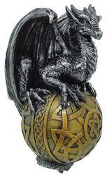 Bola de Navidad Dragón