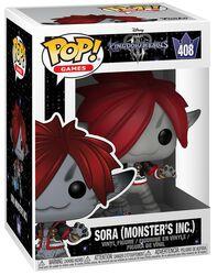 Figura Vinilo 3 Sora (Monsters Inc.) 408