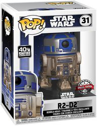 R2-D2 Vinyl Figur 31