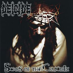 Scars of the crucifix