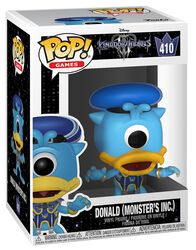 Figura Vinilo 3 Donald (Monsters Inc.) 410