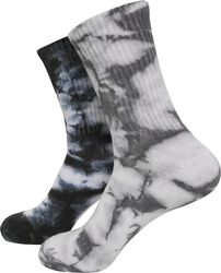 High Tie Dye 2-Pack