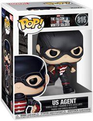 Figura vinilo US Agent 815
