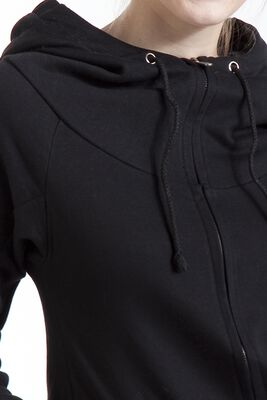 Prenda Larga Zip-Up