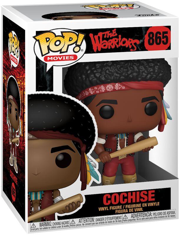 The Warriors Figura Vinilo Cochise 865