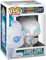 Figura Vinilo 3 - Light Fury 687