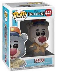 Figura Vinilo Baloo 441