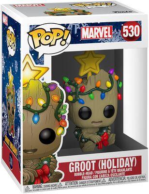 Figura Vinilo Groot (Holiday) 530