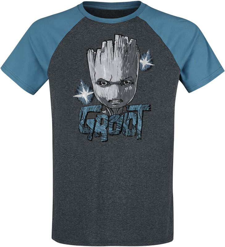 Angry Groot