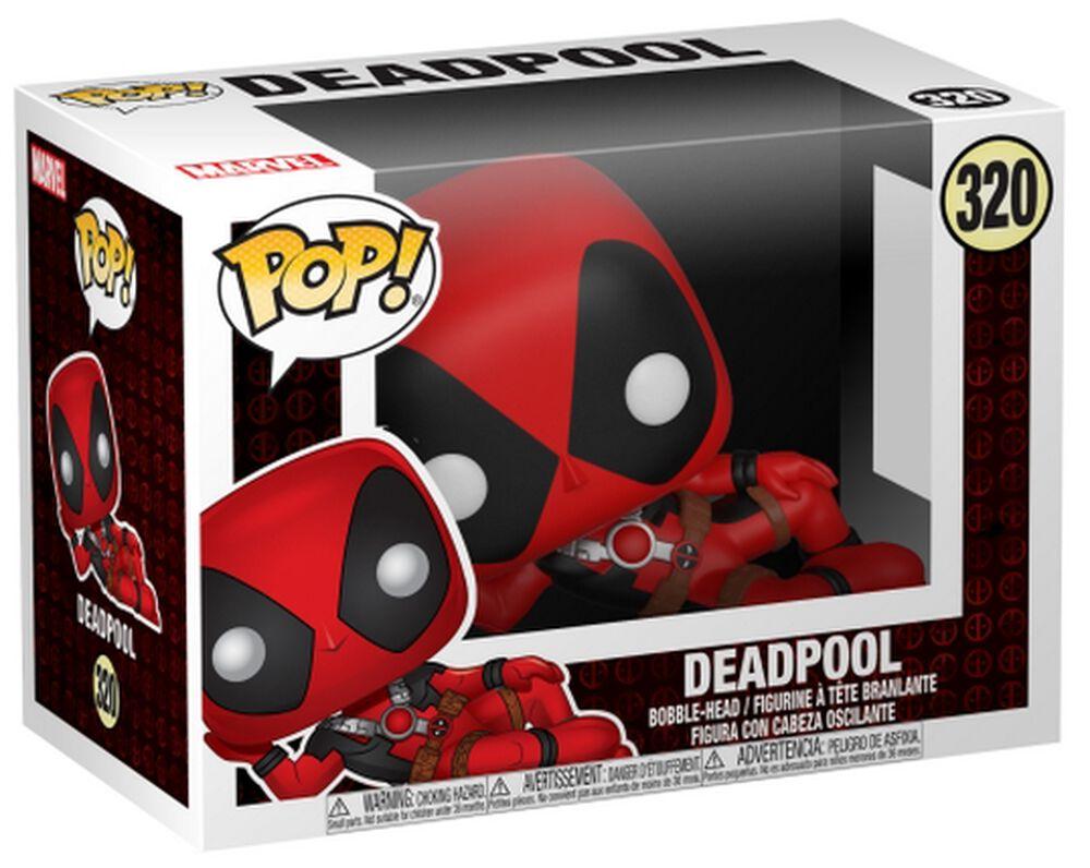Figura Vinilo Deadpool 320