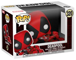 Figura Vinilo Deadpool 320
