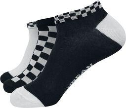 Sneaker Checks 3-Pack