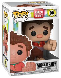 Figura Vinilo 2  Ralph Breaks The Internet - Wreck-It Ralph 06