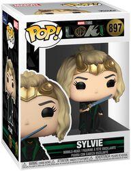 Silvie Vinyl Figure 897