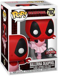 Figura Vinilo 30th Anniversary - Ballerina Deadpool 782