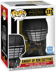 Figura Vinilo Episode 9 - The Rise of Skywalker - Knight of Ren (Scythe) (Funko Shop Europe) 333