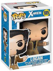 Figura Vinilo - Logan 185