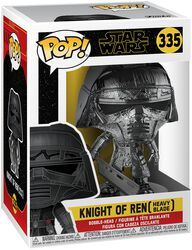 Figura Vinilo Episode 9 - The Rise of Skywalker - Knight of Ren (Heavy Blade) (Chrome) 335