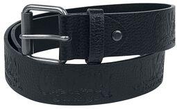 Logo - Cinturón de piel