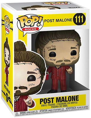 Post Malone Rocks Viinyl Figure 111