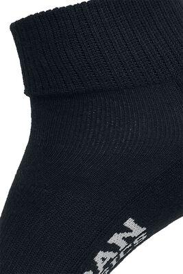 High Sneaker Socks 6-Pack