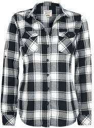 Camisa a Cuadros de Franela Amy