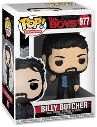 Billy Butcher Vinyl Figure 977