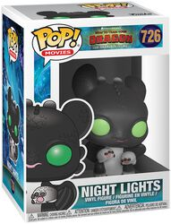 Figura Vinilo 3 - Night Lights 726