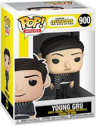 2 - Figura Vinilo Young Gru 900