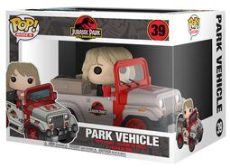 Figura Vinilo Park Vehicle Pop Ride 39