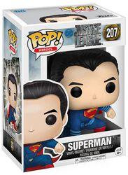 Figura Vinilo Superman (Tomando Tierra) 207