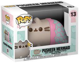 Figura Vinilo Pusheen Mermaid 13