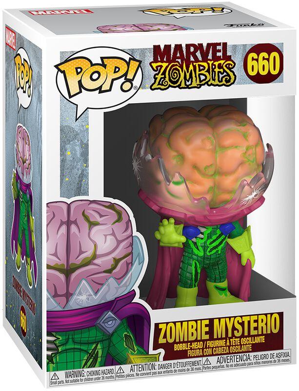 Figura vinilo Zombies - Zombie Mysterio 660