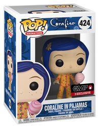 Coraline Figura Vinilo NYCC 2018 - Coraline in Pajamas 424