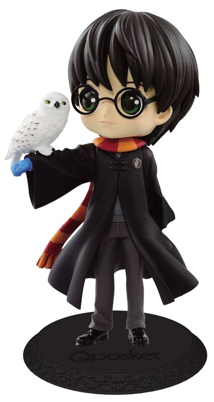 Harry Potter and Hedwig - Q-Posket Figure