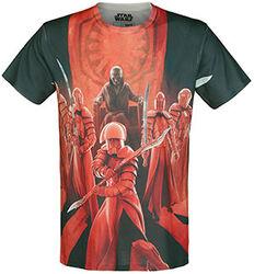 Episode 8 - The Last Jedi - Snoke Praetorian Guards