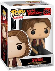 The Warriors Figura Vinilo Swan 864