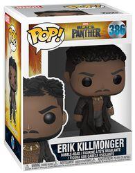 Figura Vinilo Erik Killmonger 386