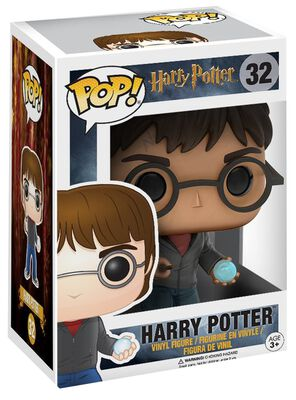 Figura Vinilo Harry Potter 32