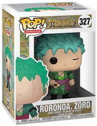 Figura Vinilo Roronoa Zoro 327