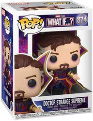 What If...? - Figura vinilo Doctor Strange Supreme 874