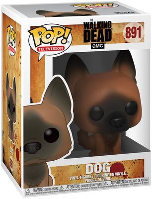 Figura Vinilo Dog - 891