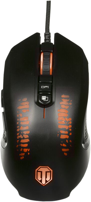 World Of Tanks Konix - PC Mouse M-30
