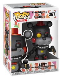 Figura Vinilo Pizza Sim  - Lefty 367