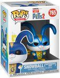 Figura Vinilo 2 - Snowball (Superhero Suit) 765