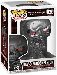 Figura Vinilo Dark Fate - Rev-9 Endoskeleton 820