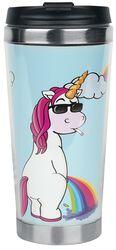 Unicornio Cool - Arcoiris