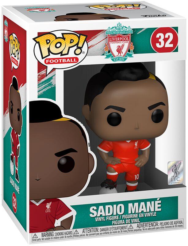 Football Figura Vinilo FC Liverpool - Sadio Mane 32