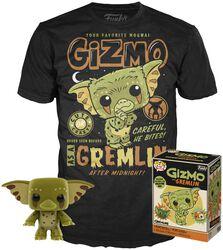 Gizmo as Gremlin - POP! & Tee